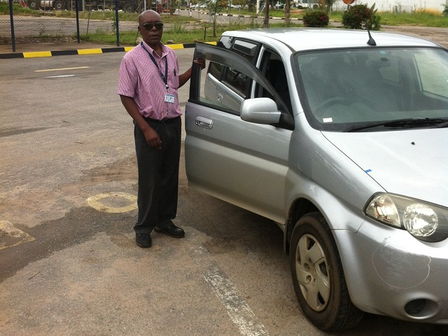 Customer who purchased a car from Gulliver International Co., Ltd